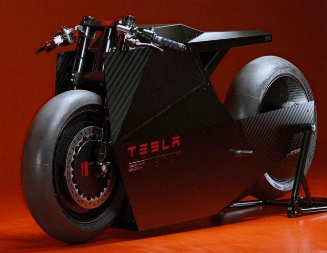MHC Sokudo Tesla Motorcycle Concept (1)