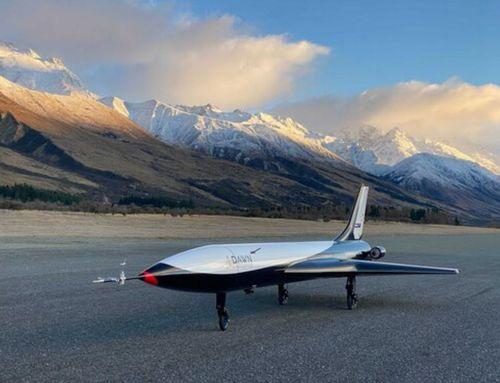 Mk-II Aurora Spaceplane