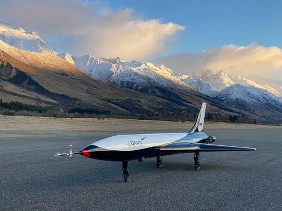 Mk-II Aurora Spaceplane (4)
