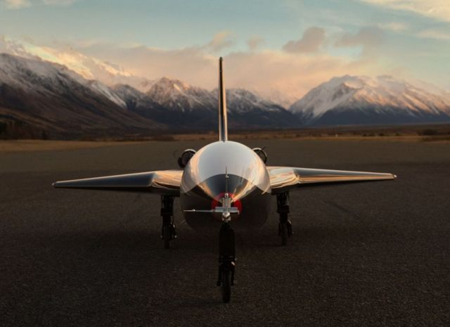Mk-II Aurora Spaceplane (3)