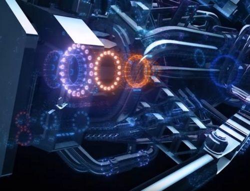 NASA Designs Near Light Speed Engine