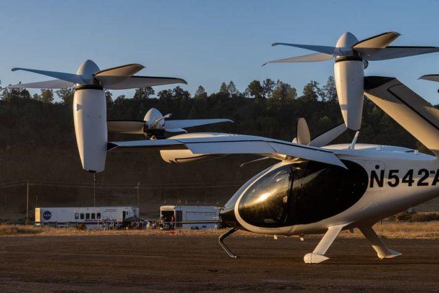 NASA's Air Taxi