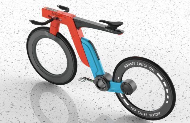 Nintendo Switch e-bike (9)