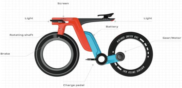 Nintendo Switch e-bike (7)