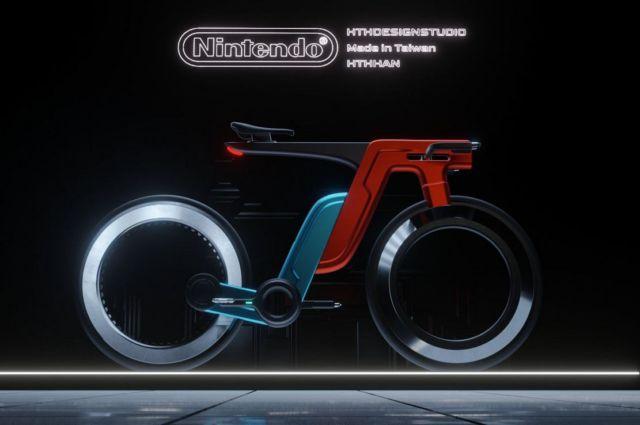 Nintendo Switch e-bike (6)