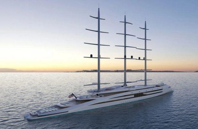 Norway 161 meter Superyacht concept (4)