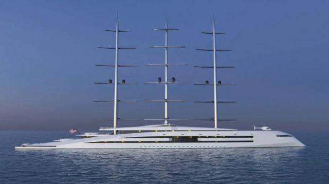 Norway 161 meter Superyacht concept (3)
