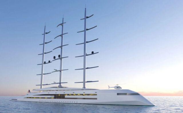 Norway 161 meter Superyacht concept (1)