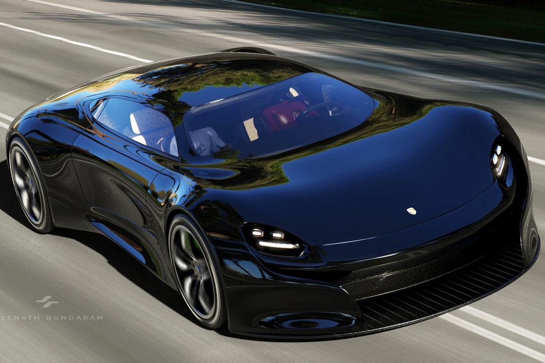 Porsche GTE Grand Tourer concept (11)