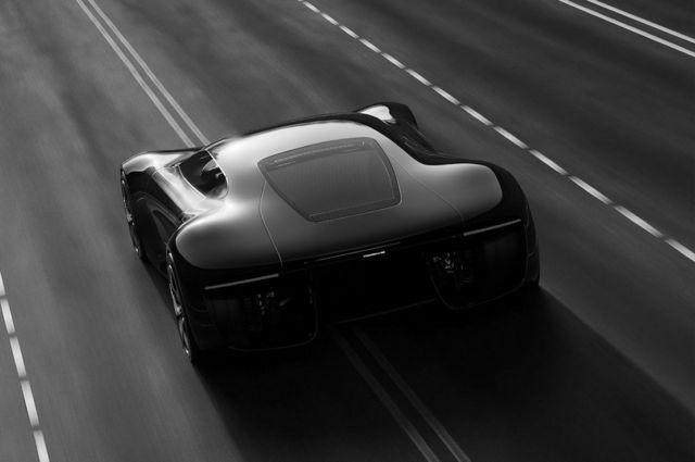 Porsche GTE Grand Tourer concept (2)