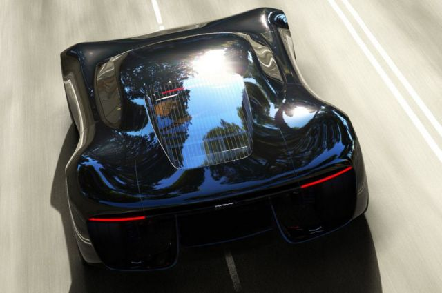 Porsche GTE Grand Tourer concept (9)