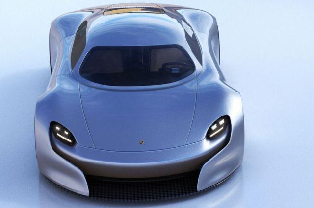 Porsche GTE Grand Tourer concept (6)