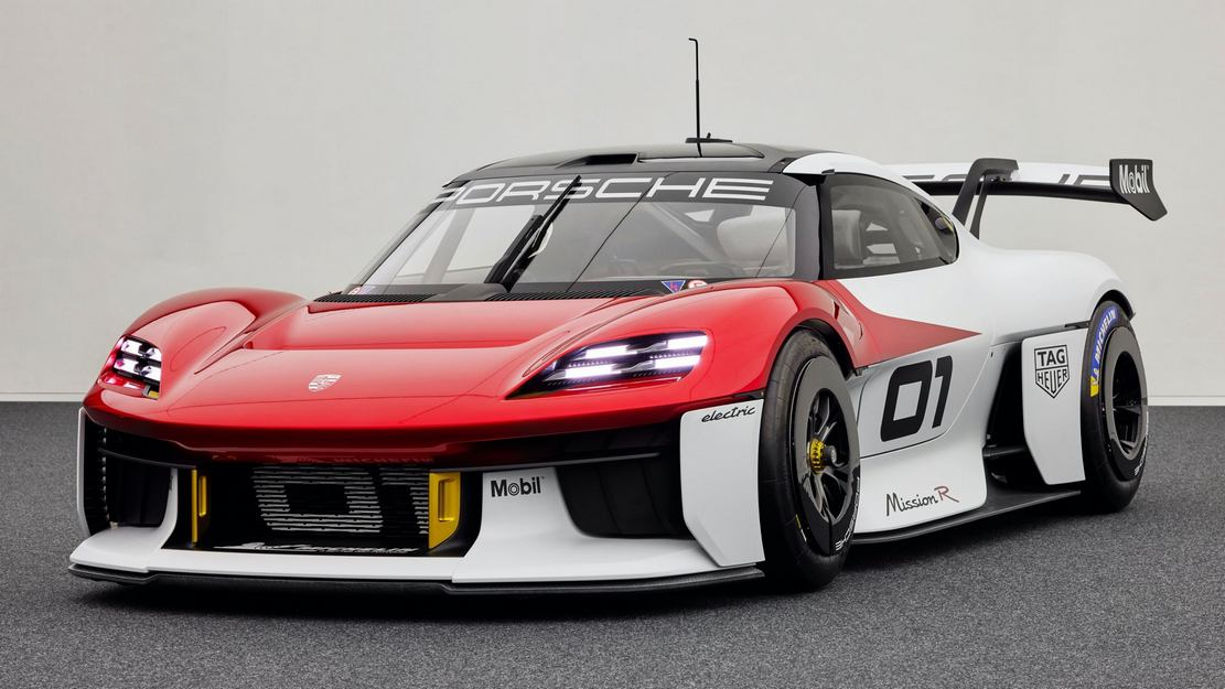 Porsche Mission R concept (10)