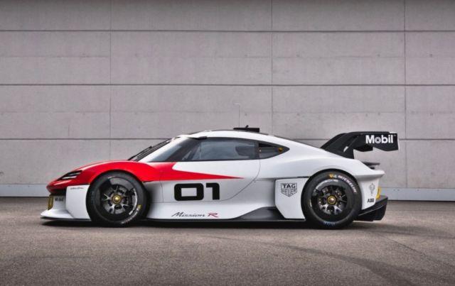 Porsche Mission R concept (2)