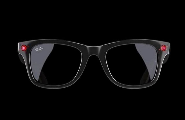 Ray-Ban Stories Smart Glasses