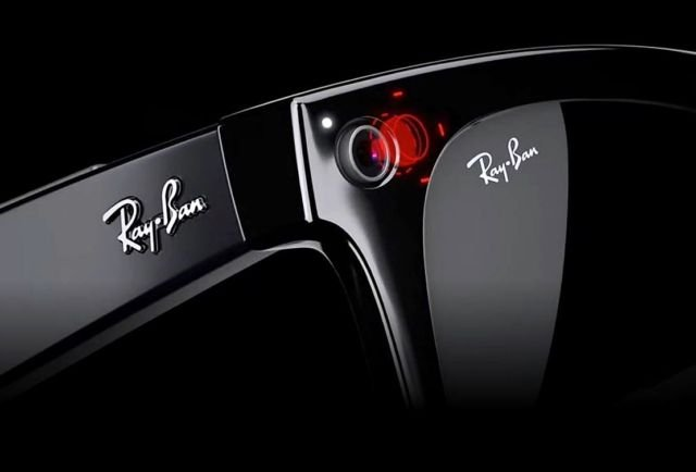 Ray-Ban Stories Smart Glasses (4)