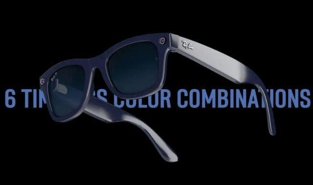 Ray-Ban Stories Smart Glasses (2)