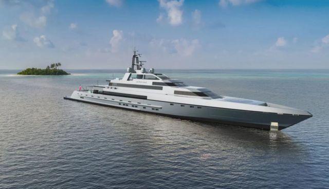 Silver Edge 260-Foot Superyacht (6)