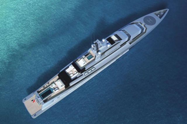 Silver Edge 260-Foot Superyacht (5)