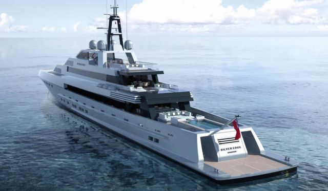Silver Edge 260-Foot Superyacht (4)