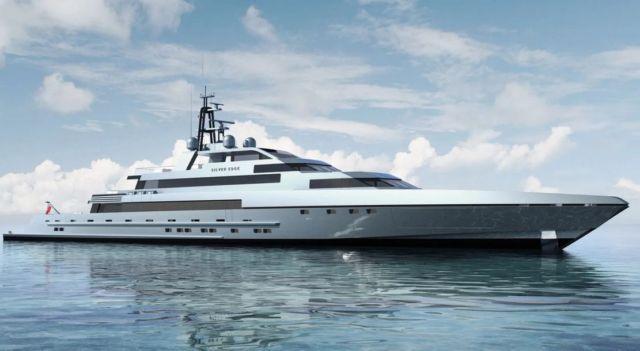 Silver Edge 260-Foot Superyacht (3)