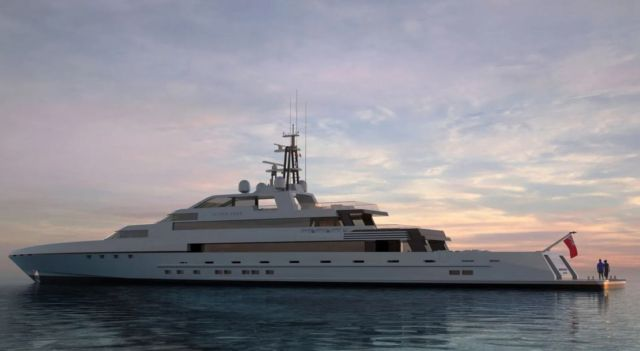 Silver Edge 260-Foot Superyacht (1)