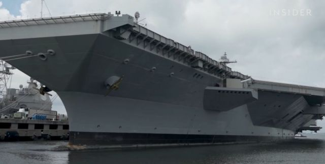 The True Cost of the most advanced Aircraft Carrier (3)