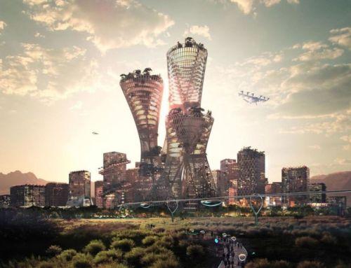 The new City of Telosa