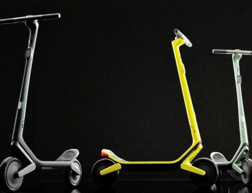 Unagi's new Electric Scooter