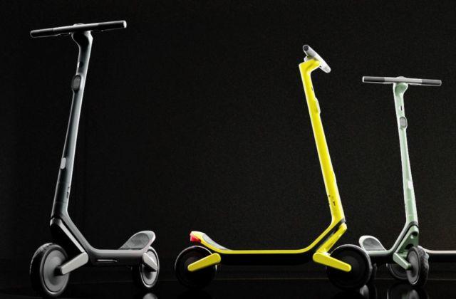 Unagi Model Eleven new electric Scooter