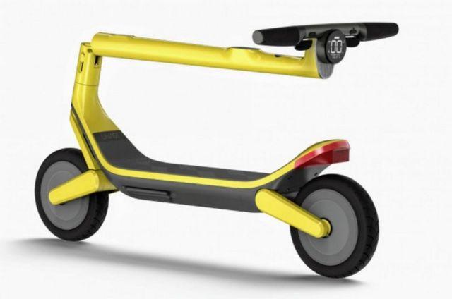 Unagi Model Eleven new electric Scooter (4)