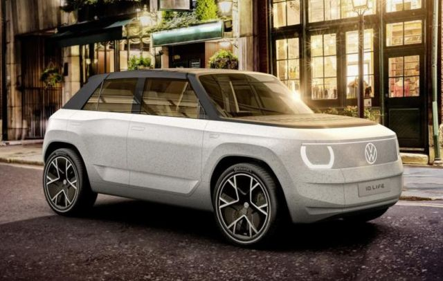 Volkswagen ID. LIFE entry-level electric mobility