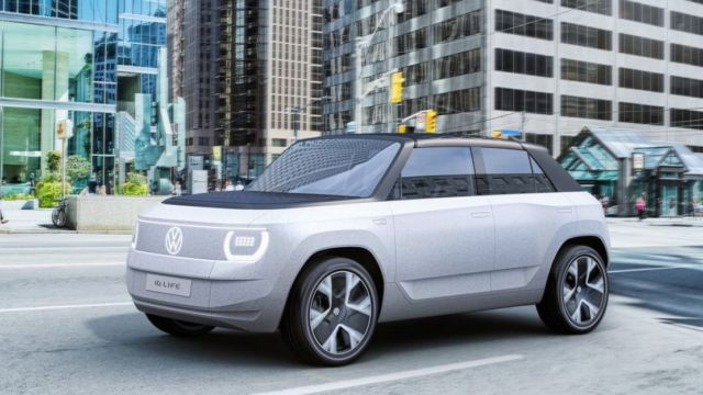 Volkswagen ID. LIFE entry-level electric mobility (10)