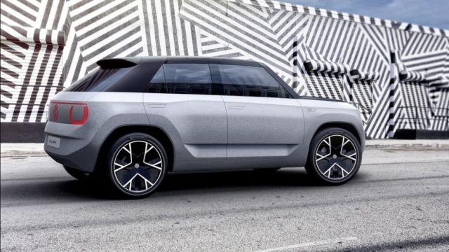 Volkswagen ID. LIFE entry-level electric mobility (9)