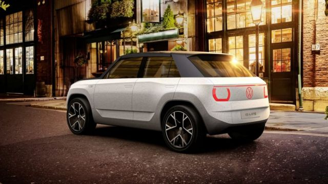 Volkswagen ID. LIFE entry-level electric mobility (8)