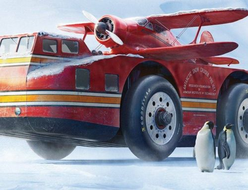 What Happened To The Antarctic Snow Cruiser?