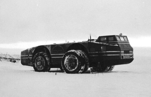 The Antarctic Snow Cruiser (3)