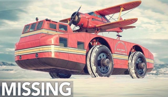 The Antarctic Snow Cruiser (2)