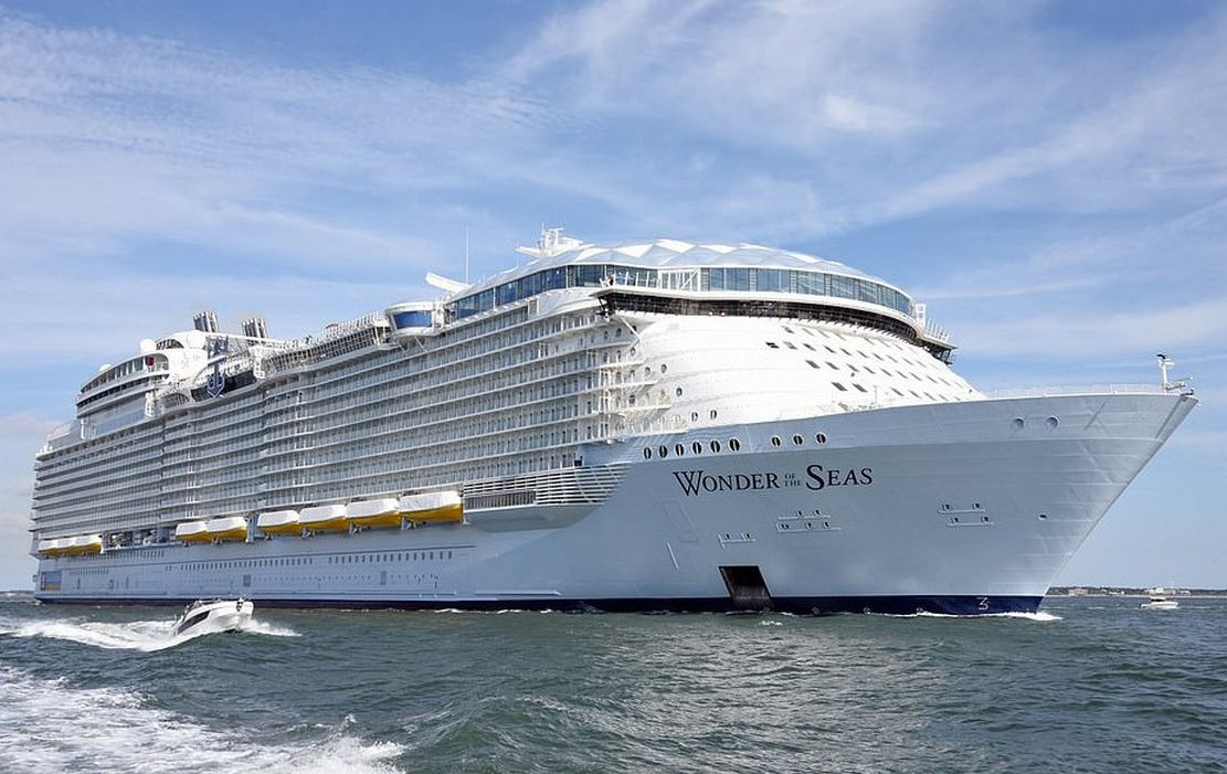Wonder of the Seas world's Largest Cruise Ship (6)