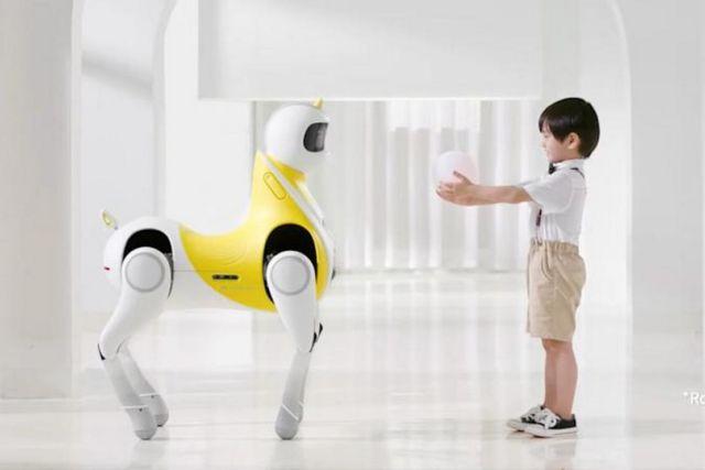Xpeng Smart Robot for children