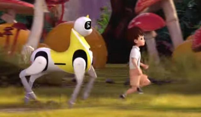 Xpeng Smart Robot for children (1)