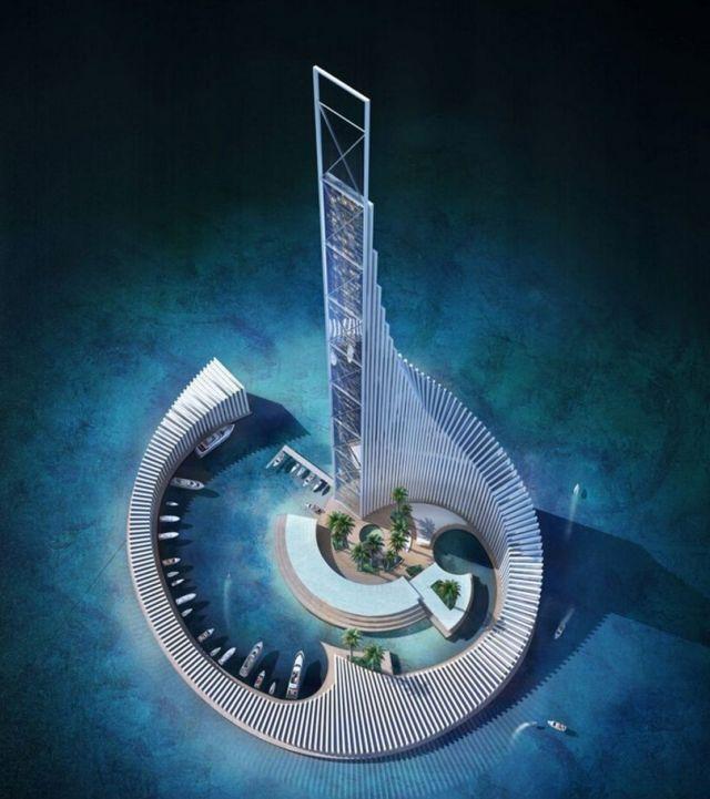 Zanzibar Domino Commercial Tower (4)