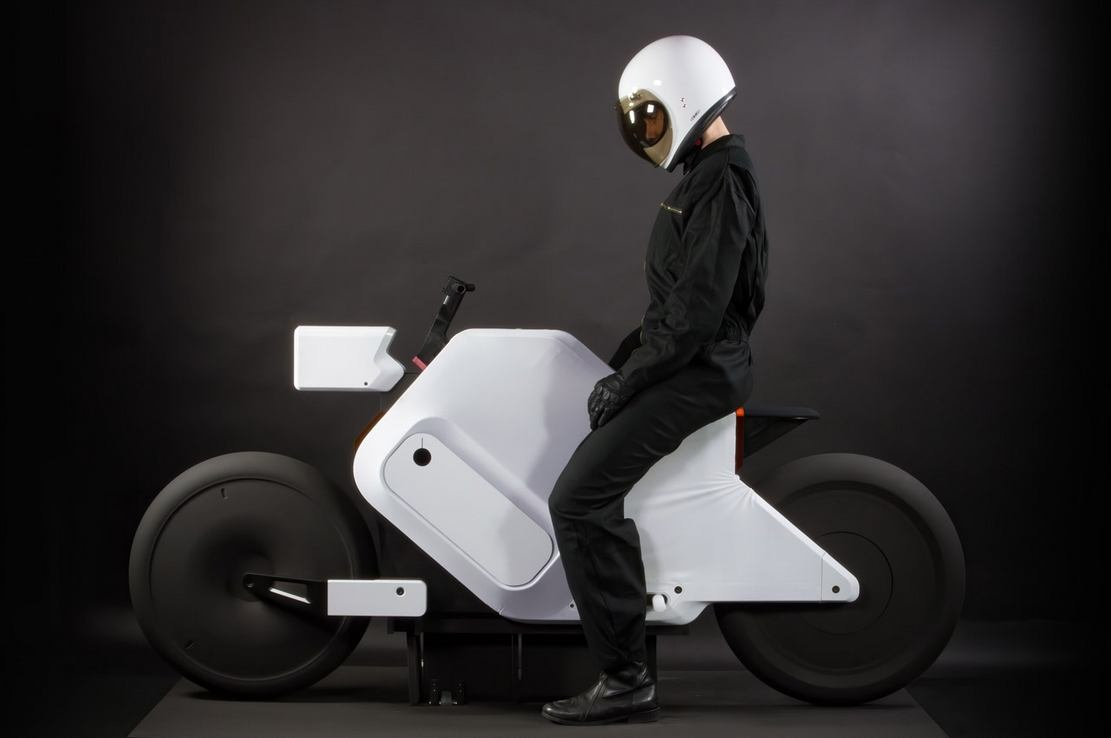 Adaptive/responsive Motorcycle concept (5)