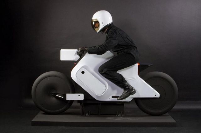 Adaptive/responsive Motorcycle concept (4)