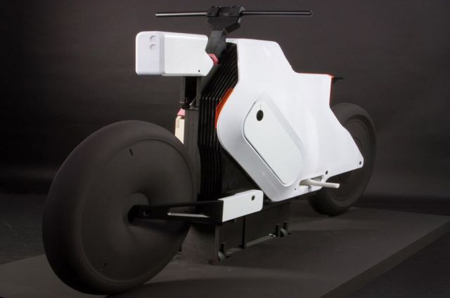 Adaptive/responsive Motorcycle concept (3)