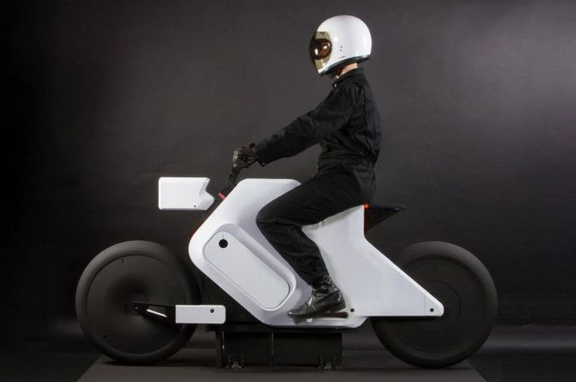 Adaptive/responsive Motorcycle concept (2)