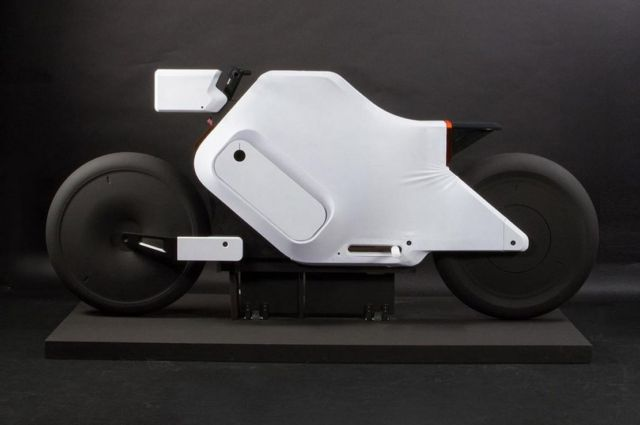 Adaptive/responsive Motorcycle concept (1)