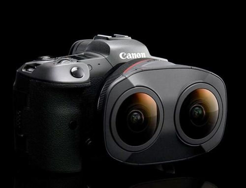 Canon's new Dual Fisheye Lens