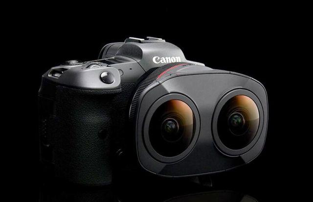 Canon's new Dual Fisheye Lens (5)