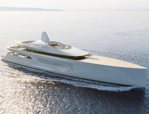 Feadship 82 metre Pure Superyacht